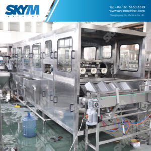 Automatic 3-5 Gallon Bottle Mineral Water Bottling Machine/Line pictures & photos