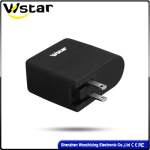 5V 6A Portable Travel USB Charger with UL Ce FCC RoHS pictures & photos