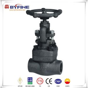 Forged Steel Screw Connection Globe Valve