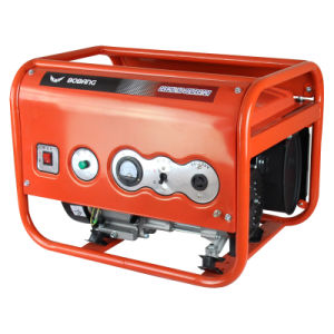 China 2.5kw 168f Gasoline Petrol Generator (Bb3500-2) pictures & photos
