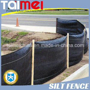 PP Woven Weed Mat, Silt Fence, PP Fabric pictures & photos