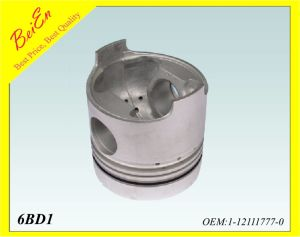 Good Quality Piston for Excavator Engine 6bd1 (Part number: 1-12111777-0) pictures & photos