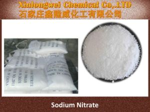 Industrial Sodium Nitrate / Nano3 99%Min with Competitve Price pictures & photos