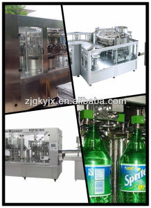 Automatic 3-in-1 Isobaric Filling Machine pictures & photos