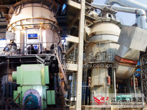 Hrm2800s Vertical Mill for Slag Grinding pictures & photos