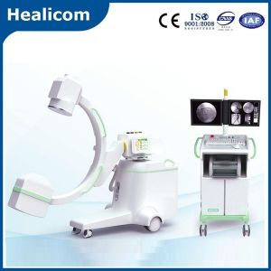 Hx7000b High Frequency Digital Mobile X-ray C-Arm Equipment pictures & photos