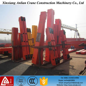 Mg Model Gantry Crane End Carriage 3ton End Beam pictures & photos