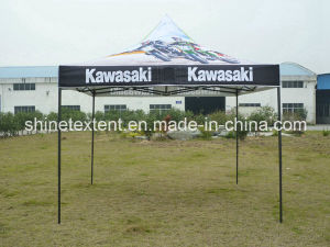 Custom Printed Trade Show Folding Tent Outdoor Canopy for Sale pictures & photos