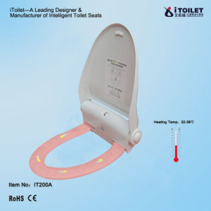Handicap Toilet Seats, Visible Hygiene Special for Hotels