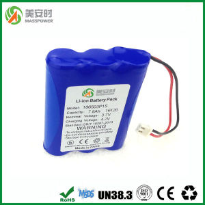 3.7V 7800mAh Lithium Battery pictures & photos