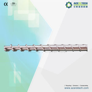 Special Design Screw for Plastic Recycling Extruder pictures & photos
