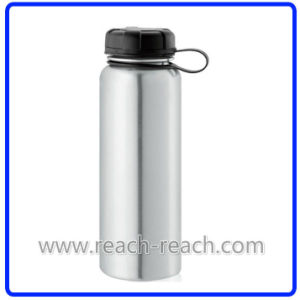 1000ml Stainless Steel Drinking Travel Water Bottle (R-9113) pictures & photos