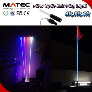 Wonderful LED Fiber Optic Light Stick for Outdoor 4ft 5ft 6ft Night Stalker LED Lighted Flag ATV UTV off Road Sand Dunes Flag Decoration pictures & photos