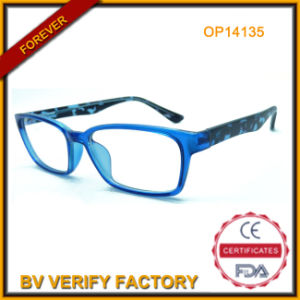 Popular Optical Eyewear with Blue Color in Wenzhou Op1413 pictures & photos