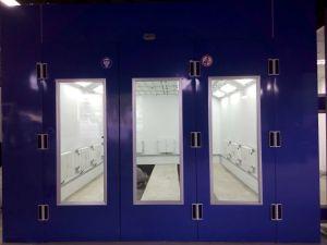 Paint Booth (Model: JZJ-9100D) pictures & photos
