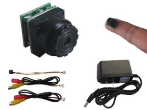 Factory Price Ultra Mini Hidden Video CCTV Camera World Smallest Camera pictures & photos