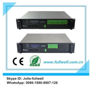 Fullwell 32ports Fiber Optical 1550nm CATV Amplifier / CATV EDFA (FWA-1550H-32X15) pictures & photos