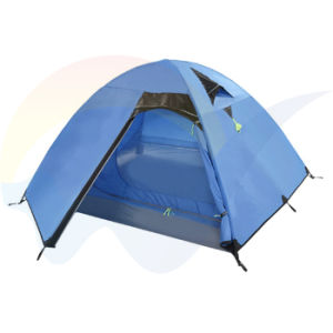 Solar Blue Power Family Tent / Indoor and Outdoor Travel Tent and Mountain Tent