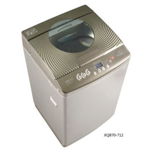 7.0kg Fully Auto Top Loading Washing Machine XQB70-712 pictures & photos