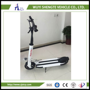 2. Double Suspension Shengte Electric Scooter pictures & photos