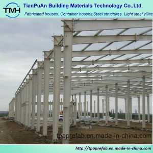 Low Cost Steel Sheet Steel Frame Building pictures & photos
