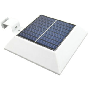 4LEDs Bright Outdoor Wireless PIR Motion Sensor Mini Solar Powered LED Light pictures & photos