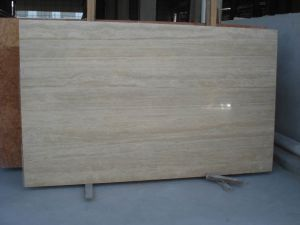 Beige Travertine, Travertine Tiles & Travertine Slabs pictures & photos