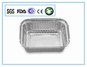 Alloy 8011-0 5 Microns Environmental Health Materials Aluminum Foil Box pictures & photos