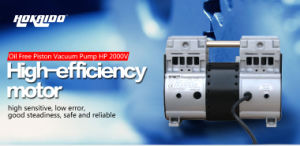 HP Series Oil Free Piston Vacuum Pump (HP-2000V) pictures & photos