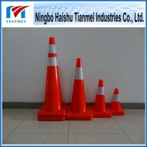12′′, 18′′, 28′′ and 36′′ PVC Traffic Safety Cone pictures & photos