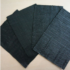 High Strength PP Split Film Yarn Woven Geotextile (SF420) pictures & photos