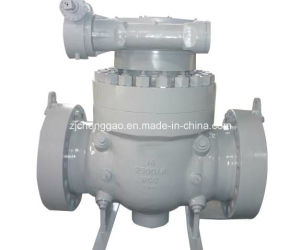 API Metal Seat Ball Valve