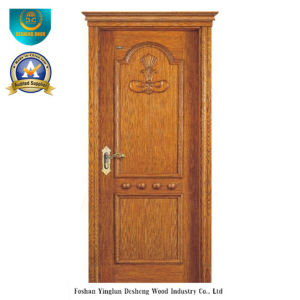 Classic Style Solid Wood Door for Exterior (ds-8027) pictures & photos