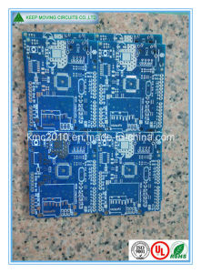 2 Layer Rigid Fr4 Blue Soder Mask PCB pictures & photos