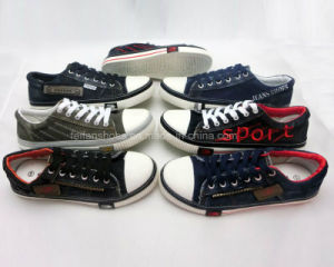 Classic Jean School Shoe Sports Shoes Skate Shoes (HH56) pictures & photos