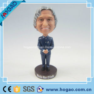 Resin Bobble Head President of India (HG055) pictures & photos