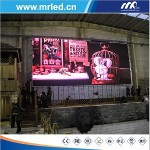 Best Design P20mm Indoor Rental Dance Floor Mesh LED Display Screen with High Brightness (SMD3528) pictures & photos
