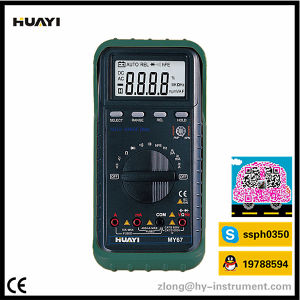 My67 Low Price Brands Digital Multimeter for Sale