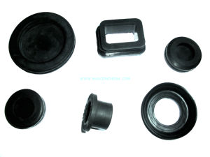 Custom-Made EPDM, NBR, Silicone Rubber Component pictures & photos