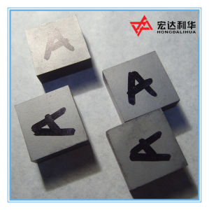 Tungsten Carbide Steel Sheets From Zhuzhou pictures & photos