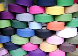 Colorful Open End Yarn pictures & photos