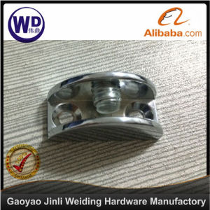 Half Round Glass Clamp Clip Gc-3006 pictures & photos