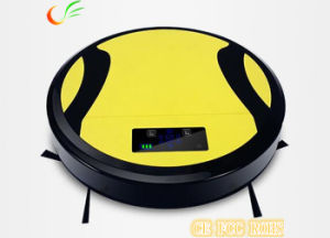Automatic Charging Cleaner Robot Vacuum Cleaner with Remote Control pictures & photos