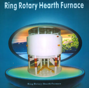 Ring Rotary Hearth Furnace
