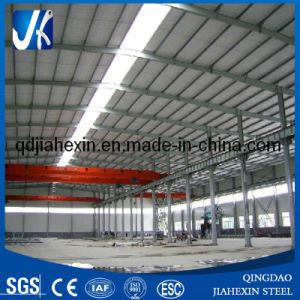 Light Prefabricated Long Span Steel Building Warehouse (JHX-M040) pictures & photos