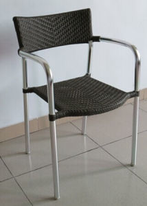 Wholesale Quality Rattan Outdoor Dining Chair (Ws-1728) pictures & photos