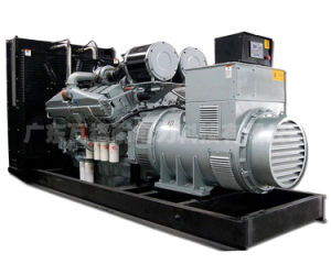 Wagna 900kw Diesel Generator Set with Cummins Engine. pictures & photos