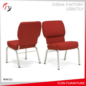 Industry Exquisite Red Covered Auditorium Chairs (JC-128) pictures & photos