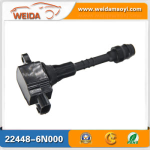 OEM 22448-6n000 High Performance for Nissan Sunny Auto Ignition Coil