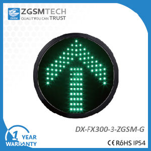 300mm Green Arrow Aspect LED Signal Modules